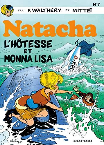 9782800108551: Natacha t. 7 : l'hotesse et monna lisa
