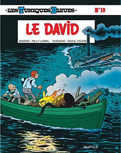 9782800108766: Les Tuniques Bleues - tome 19 - LE DAVID