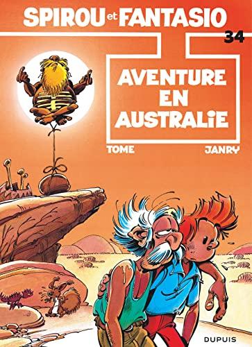9782800110783: Les Aventures De Spirou Et Fantasio: Aventure En Australie (34) (French Edition)