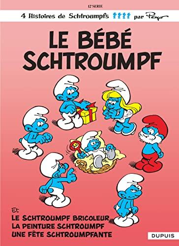 9782800111483: Les Schtroumpfs, Tome 12 : Le bébé Schtroumpf