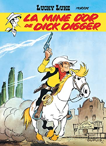 9782800114415: Lucky Luke 1: La Mine d'Or de Dick Digger (French Edition)