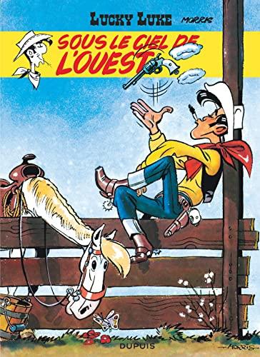 9782800114446: Lucky Luke, tome 4 : Sous le ciel de l'Ouest