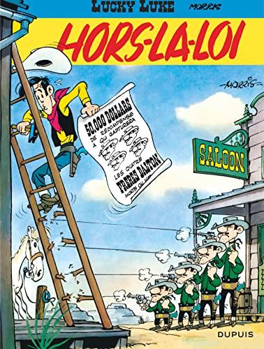 9782800114460: Lucky Luke 6: Hors-La-Loi (French Edition)