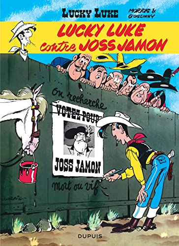 9782800114514: Lucky Luke: Lucky Luke 11/Lucky Luke Contre Joss Jamon (French Edition)