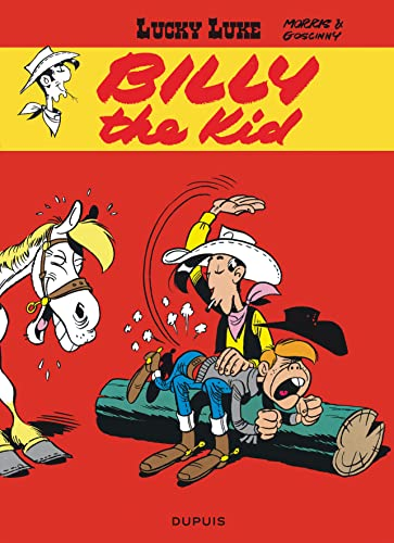 Lucky Luke (dupuis) t20 billy the kid