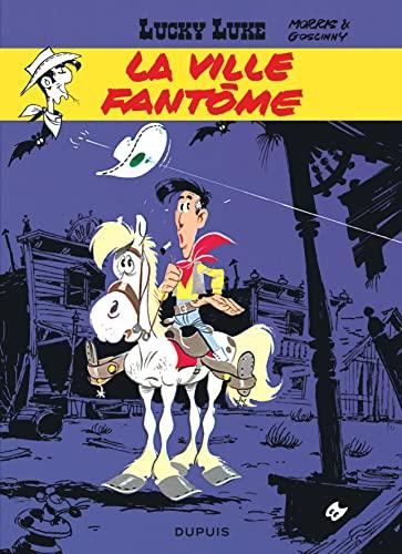 9782800114651: Lucky Luke, tome 25 : La Ville fantôme