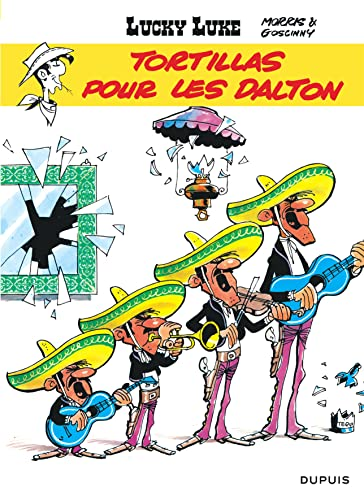 Lucky Luke, tome 31 : Tortillas pour