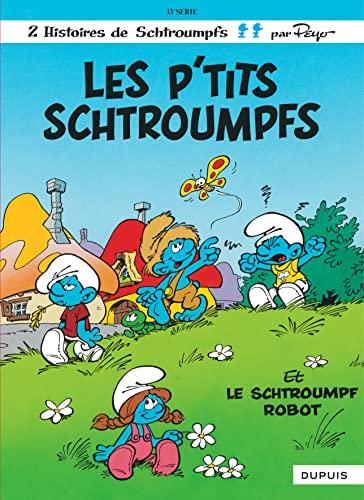 9782800115696: Les schtroumpfs , n° 13 : Les p'tits schtroumpfs, le schtroumpf robot