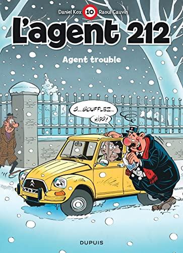 9782800116167: L'agent 212, tome 10 : Agent trouble