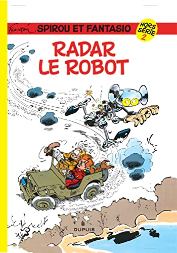 9782800116310: Spirou Hors-Série, tome 2 : Radar le robot