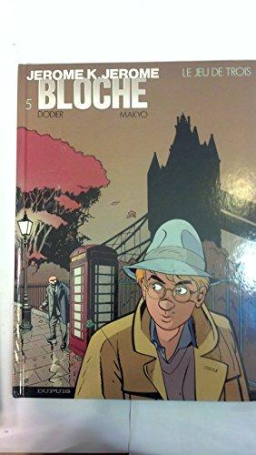 9782800116709: Jérôme K. Jérôme Bloche, Tome 6 : Zelda