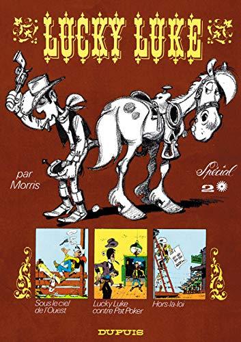 9782800118185: Tout Lucky Luke, coffret, numéro 2 : tomes 4 à 6 (French Edition)