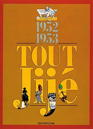 9782800119168: Tout Jijé, 1952-1953