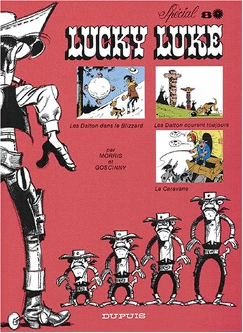 9782800119342: Tout Lucky Luke, coffret, numéro 8 : tomes 22 à 24