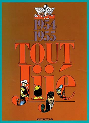 9782800119366: Tout Jijé - tome 3 - TOUT JIJE (1954-1955)