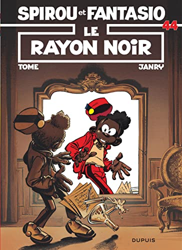 9782800119601: Les Aventures De Spirou Et Fantasio: Le Rayon Noir (44) (French Edition)