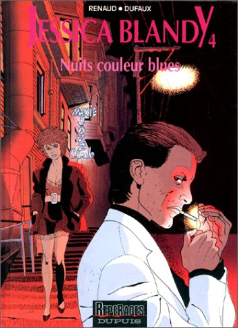 9782800119786: Jessica Blandy, tome 4 : Nuits couleur blues
