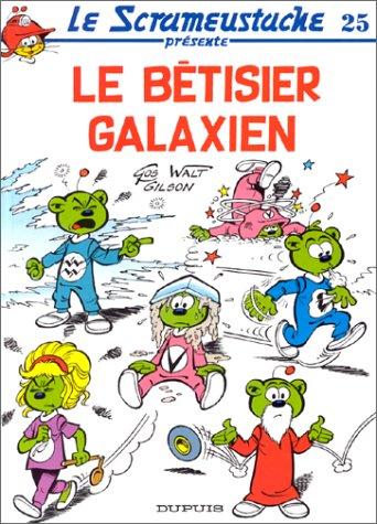 9782800121093: Le Scrameustache, Tome 25 : Le b�tisier galaxien