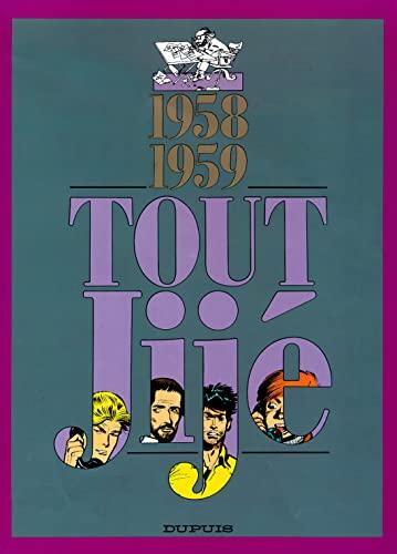 9782800121260: Tout Jijé, 1958-1959 : Le Mauvais oeil - Fort Redstone - Charles de Foucauld