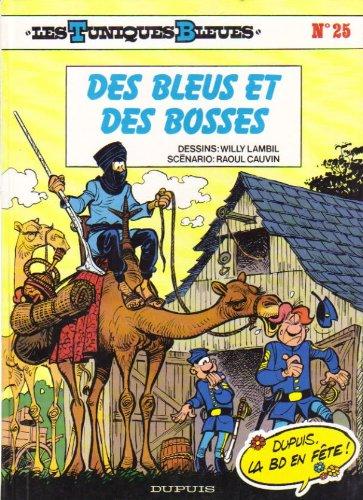 9782800121529: Les tuniques bleues N� 25 Des bleus et des bosses