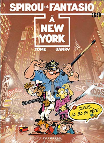 9782800121536: Spirou et Fantasio à New-York