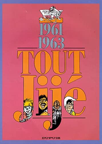 9782800122144: Tout Jijé, 1961-1963