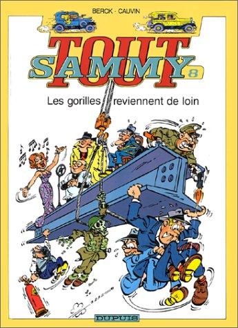 9782800124179: Tout Sammy, tome 8 : Les gorilles reviennent de loin