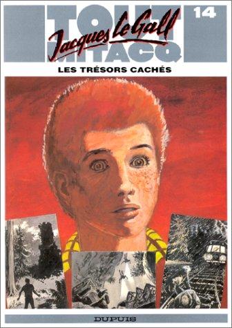 9782800124421: Tout MiTacq - tome 14 - JACQUES LE GALL ET LES TRESORS CACHES