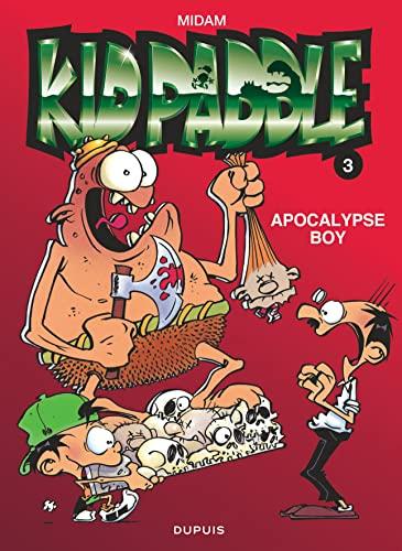 9782800124599: Kid Paddle, tome 3 : Apocalypse boy