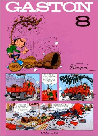 9782800126883: Gaston, tome 8