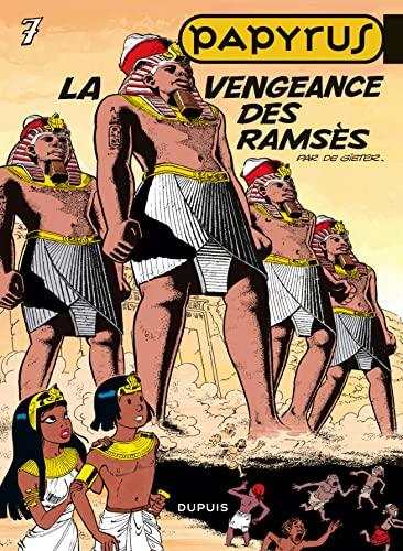 9782800127279: Papyrus, tome 7 : la vengeance des Rams�s
