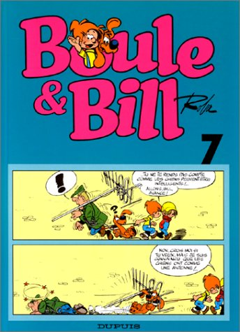 Boule /& Bill hardcover French U-Pick  Dupuis JEAN ROBA    FREE COMBINED SHIPPING