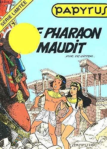 9782800130668: Le Pharaon maudit. Papyrus, numéro 11