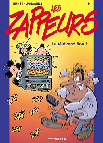 9782800130989: Les zappeurs, tome 9 (French Edition)