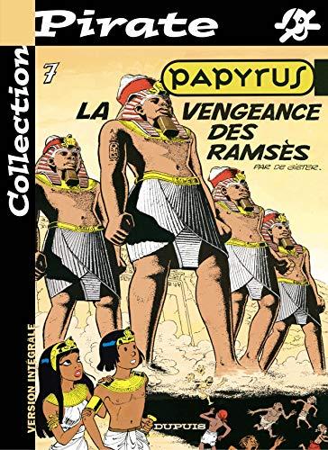 9782800132167: BD Pirate : Papyrus, tome 7 : La vengeance de Rams�s