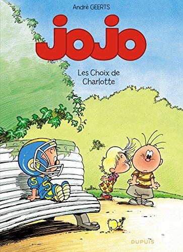 9782800132402: Jojo - tome 11 - LES CHOIX DE CHARLOTTE