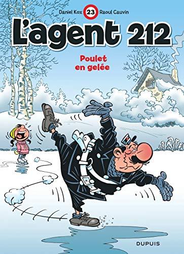 9782800132617: L'agent 212, tome 23 : Poulet en gelée