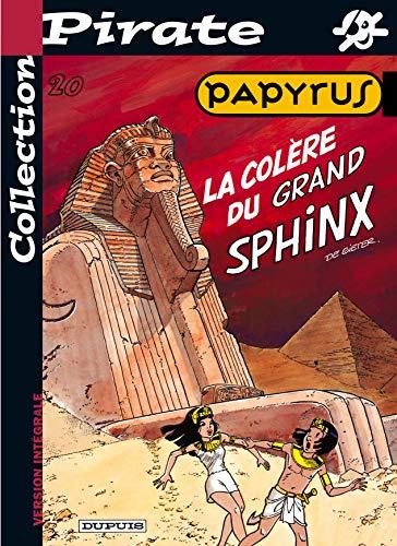 9782800132839: BD Pirate : Papyrus, tome 20 : La col�re du grand sphynx