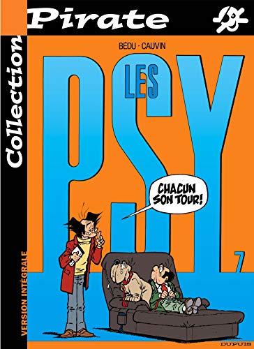 BD Pirate : Les psy, tome 7 : Chacun son tour !: BÃ du