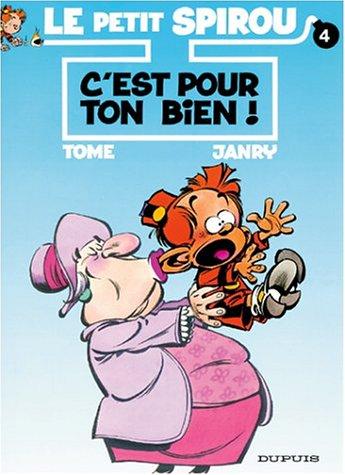 9782800134147: Le Petit Spirou, tome 4 (5,7 euros au lieu de 8,2 euros)