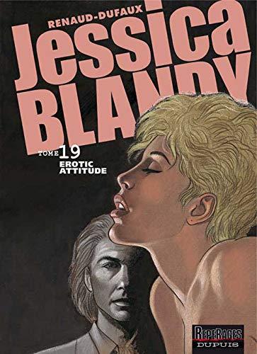 9782800134994: Jessica Blandy, Tome 19 : Erotic attitude