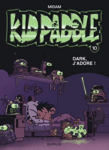 9782800135199: Kid Paddle n°10 : Dark, j'adore