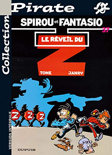9782800135588: BD Pirate : Spirou, tome 37 : Le réveil du Z