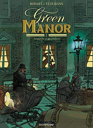 9782800135991: Green Manor, Tome 1 : Assassins et gentlemen