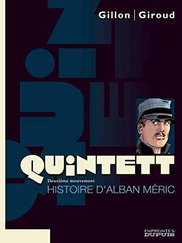 9782800137193: Quintett, tome 2 : L'Histoire d'Alban Meric