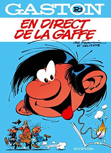 9782800137346: Gaston (édition spéciale) - tome 4 - En direct de Lagaffe