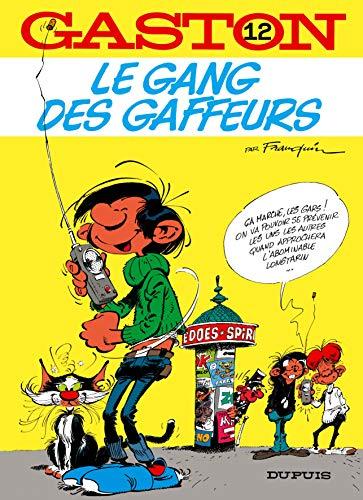 9782800137421: Gaston (édition spéciale) - tome 12 - Le gang des gaffeurs