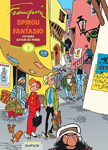 9782800139388: Spirou et Fantasio, l'intégrale tome 3 : Voyages autour du monde