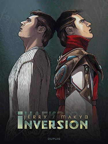 Inversion, Tome 1 : Pierre Makyo; Jerry