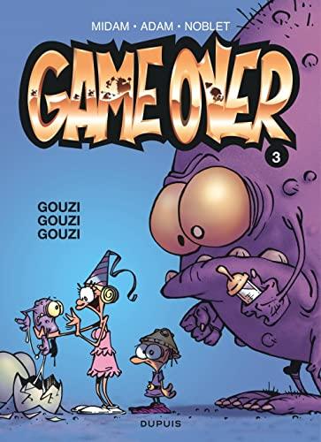 9782800140230: Game Over, Tome 3 : Gouzi Gouzi Gouzi